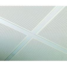 Металлический потолок Армстронг Board LAY-IN Plain RAL9010