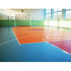 Спортивный линолеум Forbo SportLine Standart UNI / Wood