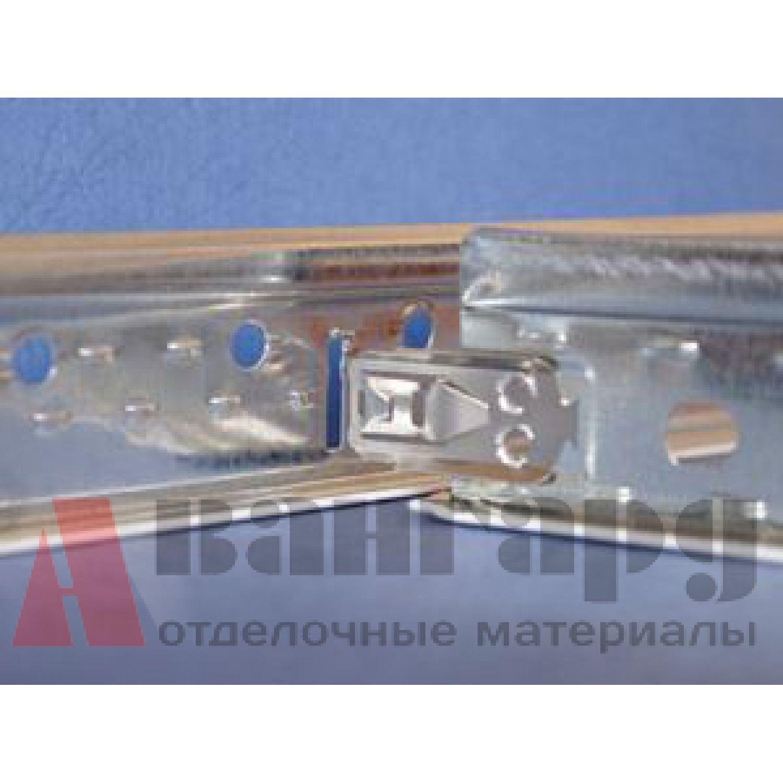Подвесная система T-24 CLICK PRIM (Клик Прим) белый матовый