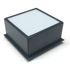Светильник светодиодный для Грильято ТОЧКА 7Вт 800лм 4000К/5000К Белый/Черный/Металлик